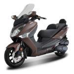 SYM GTS 300i F4 ABS Start&Stop: Νέο, με προδιαγραφές Euro4