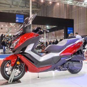 SYM CRUISYM 300i F4 ABS E4: Παρουσίαση και τιμή