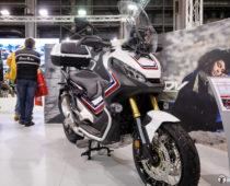 HONDA X-ADV 750: Πρώτη παρουσίαση στο ελληνικό κοινό