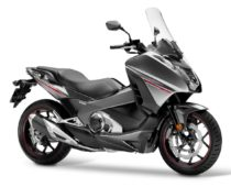 HONDA  INTEGRA NC 750D ABS DCT/ Sport Color, 2017