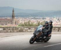 YAMAHA XMAX 300 ABS: Δοκιμές στην Ευρώπη