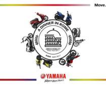 YAMAHA SCOOTERS, 2017: Βόλτα ιταλικού τύπου