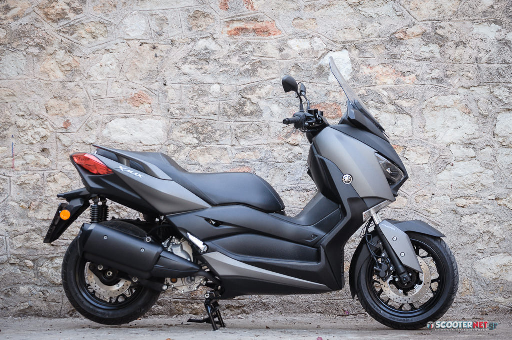 yamaha xmax 300 abs scooternet. Black Bedroom Furniture Sets. Home Design Ideas