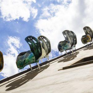 """VESPA: Κουλτούρα και μοντέρνα """"γλυπτική"""""""