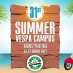 VESPA: Πανελλήνια Vespa 2017, στη Λαμία