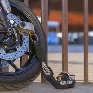 ABUS 8008 12KS: Λουκέτο-Αλυσίδα ασφαλείας
