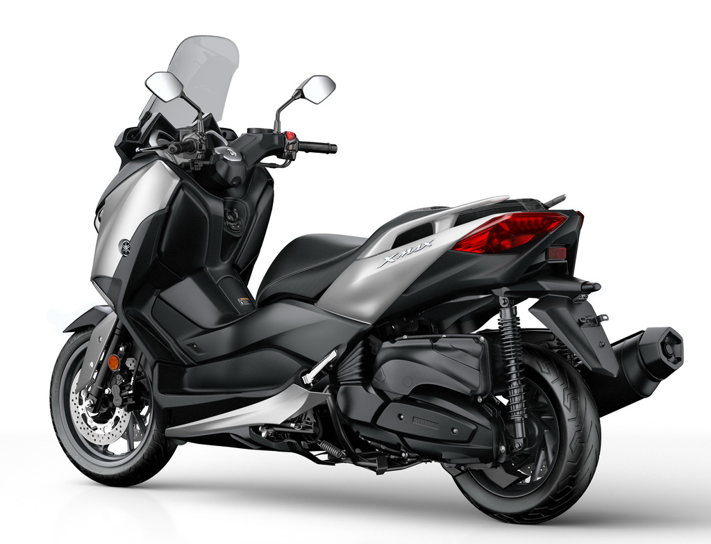 yamaha xmax 400 2018 scooternet. Black Bedroom Furniture Sets. Home Design Ideas