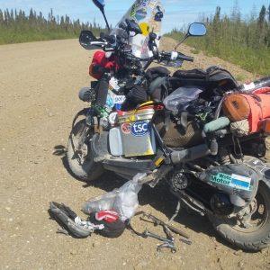 HONDA ZOOMER 50: Και το ταξίδι των 88.000 χιλιομέτρων!