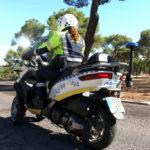PIAGGIO MP3: Για την αστυνομία της Μαδρίτης