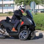 PEUGEOT METROPOLIS 400 RX-R ABS, 2017: Πρώτη Eπαφή