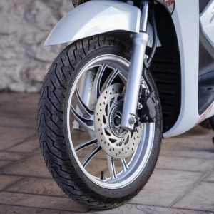 PIRELLI ANGEL SCOOTER: Δοκιμή