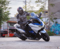 HONDA FORZA 125: Πλήρης Δοκιμή