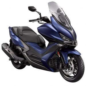 KYMCO XCITING S 400i, 2018: Βελτιώσεις και lifting
