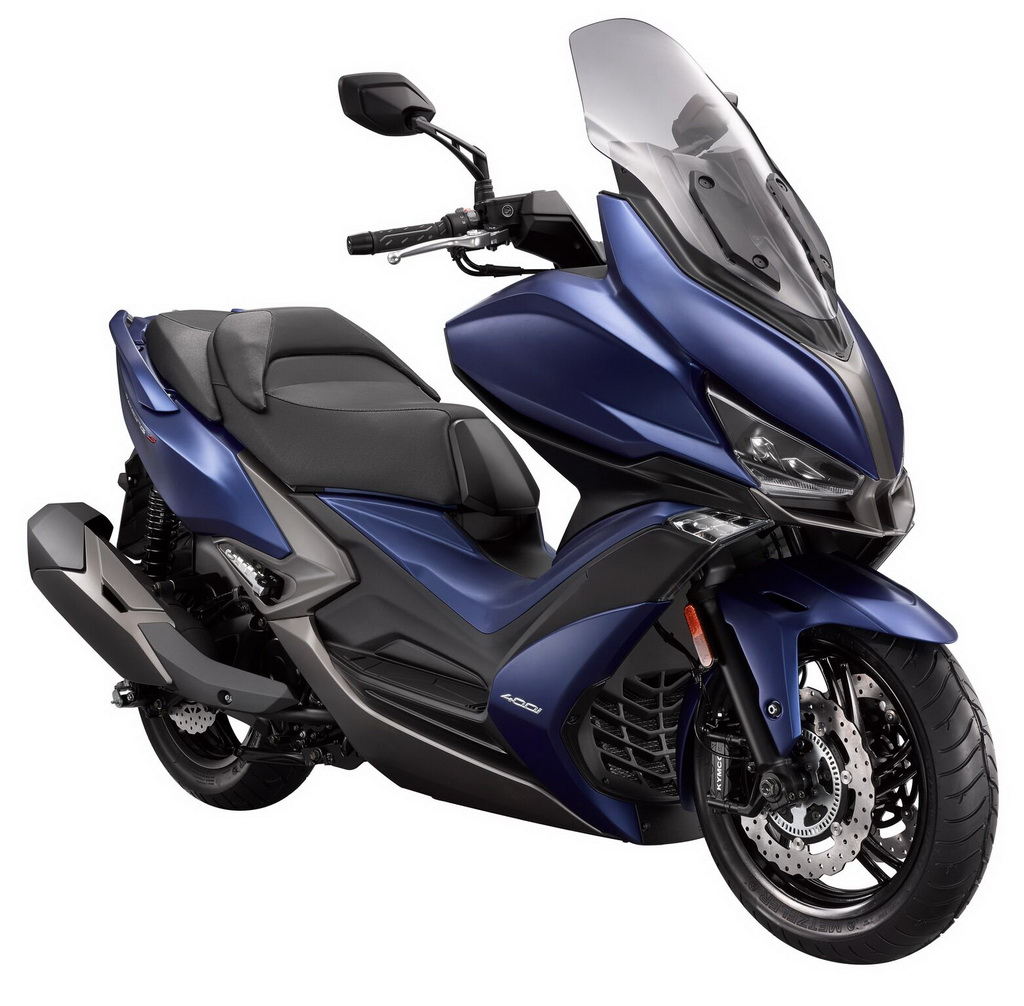 kymco xciting s 400i 2018 lifting scooternet. Black Bedroom Furniture Sets. Home Design Ideas