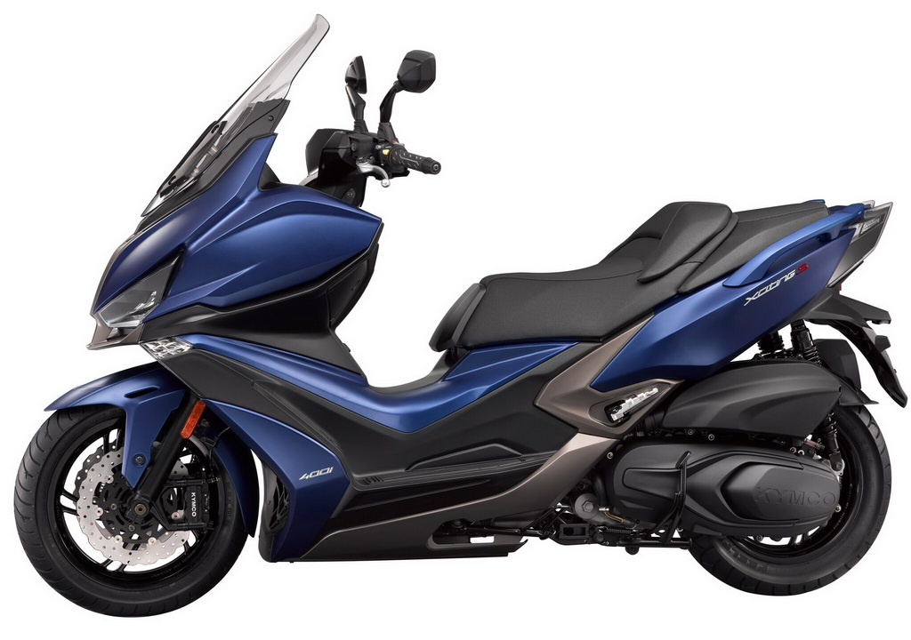 KYMCO XCITING S 400i, 2018: Βελτιώσεις και lifting - SCOOTERNET