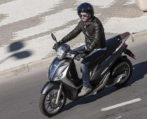 PIAGGIO MEDLEY 125ie ABS/150ie ABS: Ανάκληση για πλαίσια