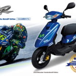 YAMAHA JOG-ZR Movistar MotoGP Edition: Αγαπάς τον Rossi;