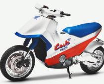 HONDA X-ADV PROJECT: Μετατροπή σε CUB EZ 90