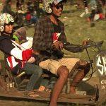 VESPA GEMBEL: Παρίες στην Ινδονησία