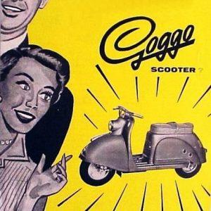GOGGO ISARIA 200, 1953: Mισός τόνος σίδερο