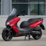 KYMCO X-TOWN 300i ABS, 2018: Red Edition