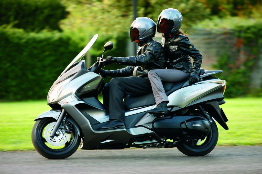 honda silver wing 600 5 scooternet. Black Bedroom Furniture Sets. Home Design Ideas