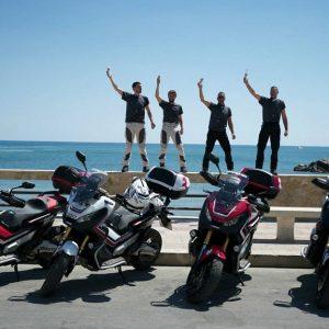 HONDA ΣΑΡΑΚΑΚΗΣ: Mε εννέα βραβεία το Honda RoadTrips