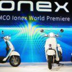 KYMCO iOnex: Χτίζοντας ηλεκτρικές δομές