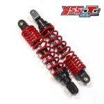 YSS Hybrid: Αμορτισέρ για Yamaha NMax 125-155