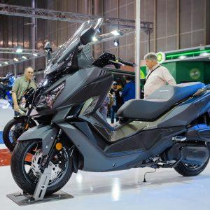 SYM CRUISYM 250i ABS, 2018: Η SYM επιμένει στα 250