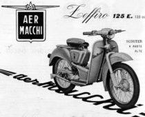 AERMACCHI GHIBLI, ZEFFIRO, 1951-1961: Σαν ένα σύγχρονο