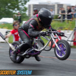 DRAGSTER SCOOTERS: Nα πως διασκεδάζουν στη Γαλλία
