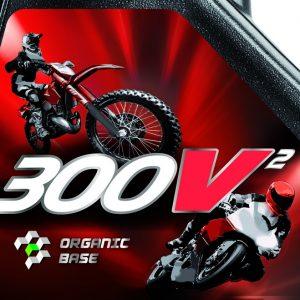 MOTUL 300V² 10W50: Νέο λιπαντικό υψηλής τεχνολογίας