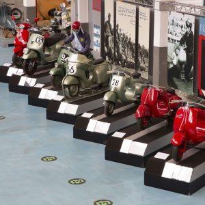 PIAGGIO MUSEO: Η επέκταση ενός σημαντικού μουσείου