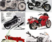 MOTO-SCOOTERS: 6 μοτοσυκλέτες, που ντύθηκαν σκούτερ