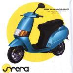ΙΣΤΟΡΙΑ – ΡΙAGGIO SFERA 50, 1990