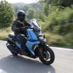 BMW C400X: Αποστολή στην Ιταλία