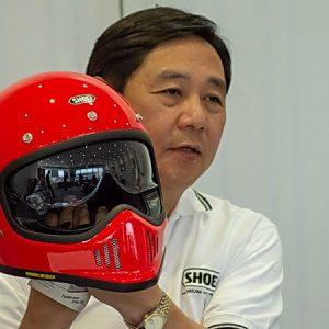 SHOEI: Συζητώντας με τον πρόεδρο της εταιρίας