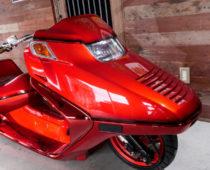 ΕΞΩΦΡΕΝΙΚΑ ΣΚΟΥΤΕΡ: Ένα Honda Helix… διαβολικό