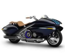 ΕΞΩΦΡΕΝΙΚΑ ΣΚΟΥΤΕΡ: Yamaha Gen-Ryu 600, 2005