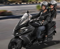 Kymco Downtown 350i: Σε τιμή προσφοράς