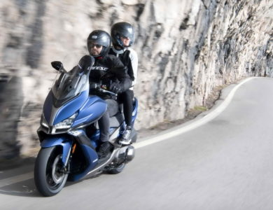 KYMCO XCITING-S 400i ABS CBS: Έρχεται στα τέλη Αυγούστου
