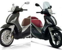 PIAGGIO: Ανάκληση ασφαλείας Piaggio Beverly 300, Beverly 350