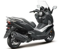 SYM CRUISYM 300i ABS: Προσφορά στα 4.495 ευρώ