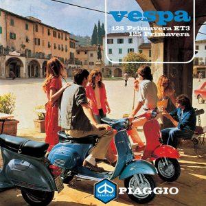 VESPA PRIMAVERA, 1968-2018: 50 χρόνια τραγούδια