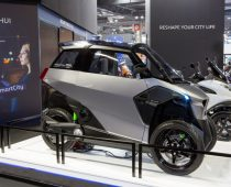 ΑΦΙΕΡΩΜΑ: Τα μελλοντικά σκούτερ θα μοιάζουν με αυτοκίνητα;