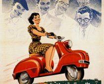 TERROT 125, 1951: Κάν' το σαν αμερικάνικο αυτοκίνητο