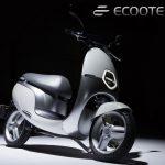 ECOOTER Ε1: Το γνωστό ηλεκτρικό από την Motoway
