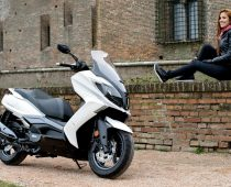 KYMCO DOWNTOWN 350i ABS, 2019: Σταθερή αξία