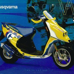 HUSQVARNA e-Scooter: Διέρρευσαν πληροφορίες